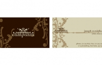 Campania Business Card