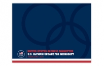 USOC Rebranded PowerPoint Template Cover