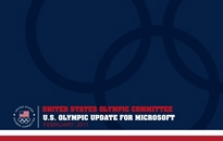 United States Olympic Committee PowerPoint Development